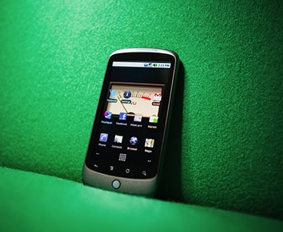 Froyo Finally Comes to the Nexus One