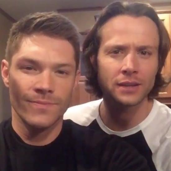 Jensen Ackles and Jared Padalecki Face Swap