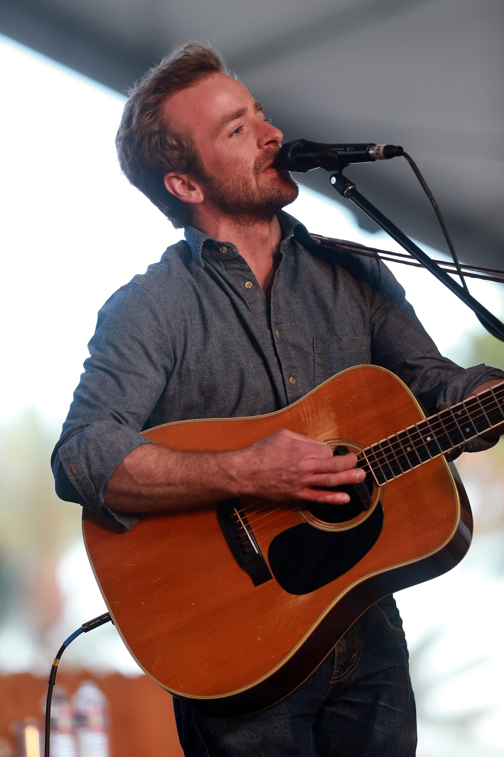 Because I don't know who Dave Simonett of Trampled by Turtles is, but he's really hot.