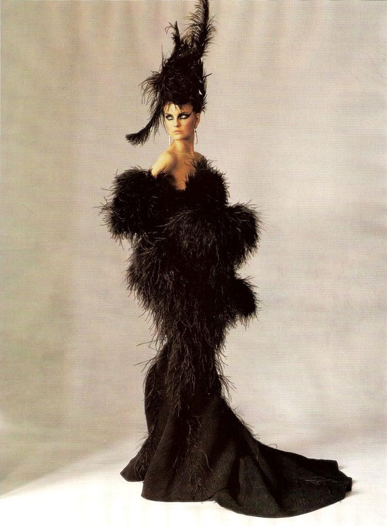 Caroline Trentini, Vogue, July 2007