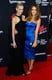 Jaime King and Jessica Alba posed together at the LA premiere of Sin City: A Dame to Kill For on Tuesday night.