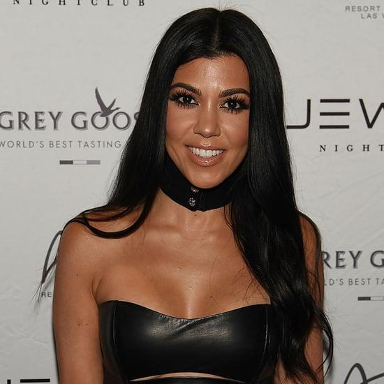 Kourtney Kardashian in Las Vegas May 2016 | Pictures