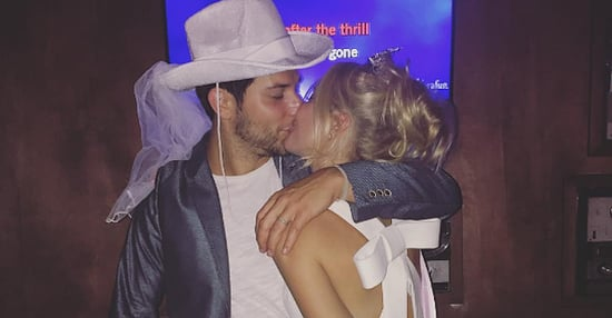 Skylar Astin And Anna Camp Had An Insanely Cute Joint Bachelor-Bachelorette Party