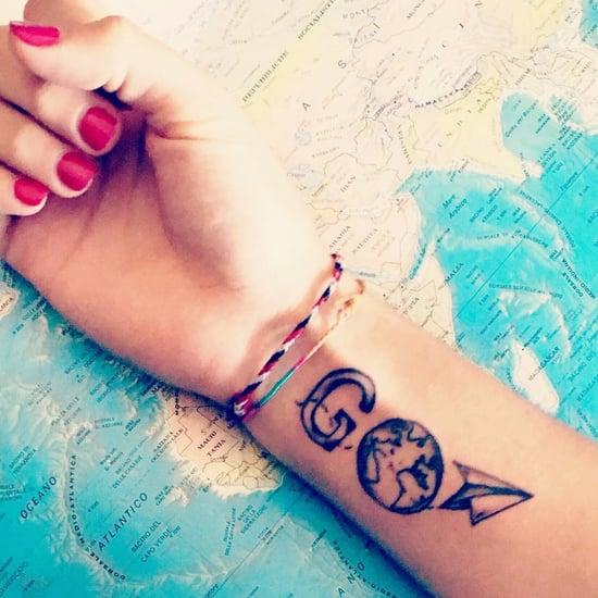 Globe Tattoo Ideas