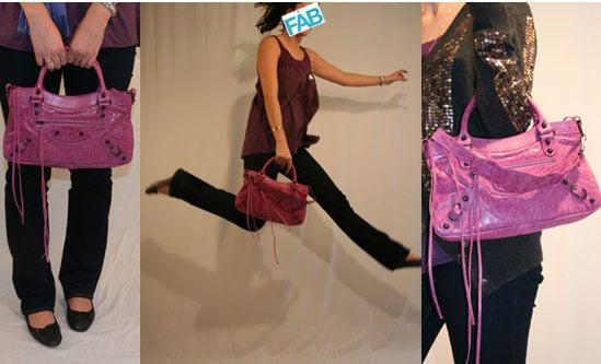 Jump For Joy! We're Giving Away a Balenciaga Bag!