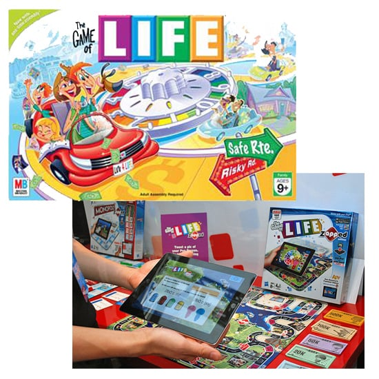 The Game of Life: iPad Integrated