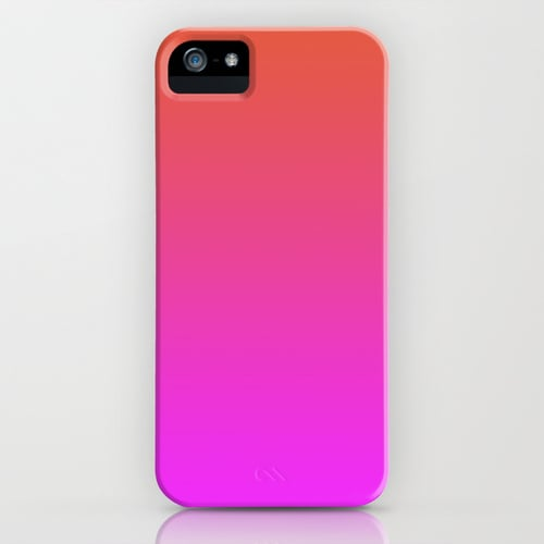 Ombré Tropical by Creative7 Smartphone Case