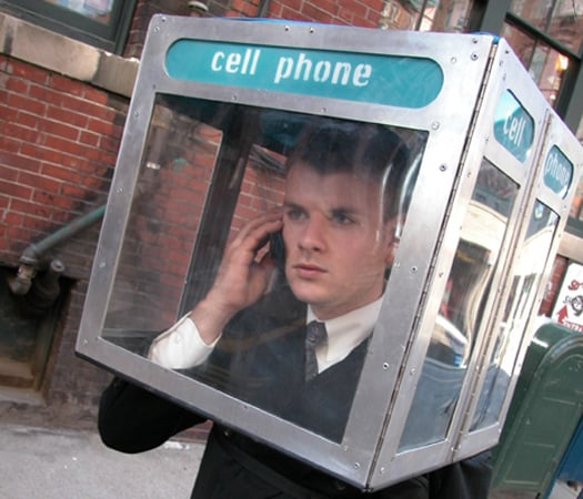 Do You Talk on Your Cell While on the Street?