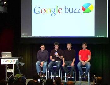 Details on Google Buzz, Google Announcement