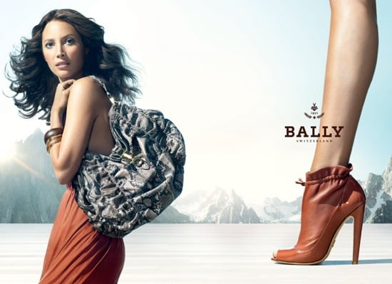 Photo of Spring 2010 Ad Campaign Featuring Christie Turlington