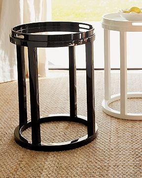 Simply Fab: Lacquer Tray Top Table