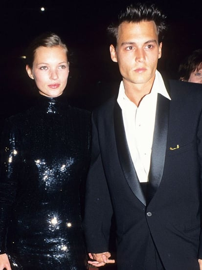 Johnny Depp Bought Kate Moss THIS Dress in the '90s—and It's Still Her Favorite