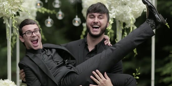 Christian Siriano's Country Wedding Was As Chic As You'd Expect