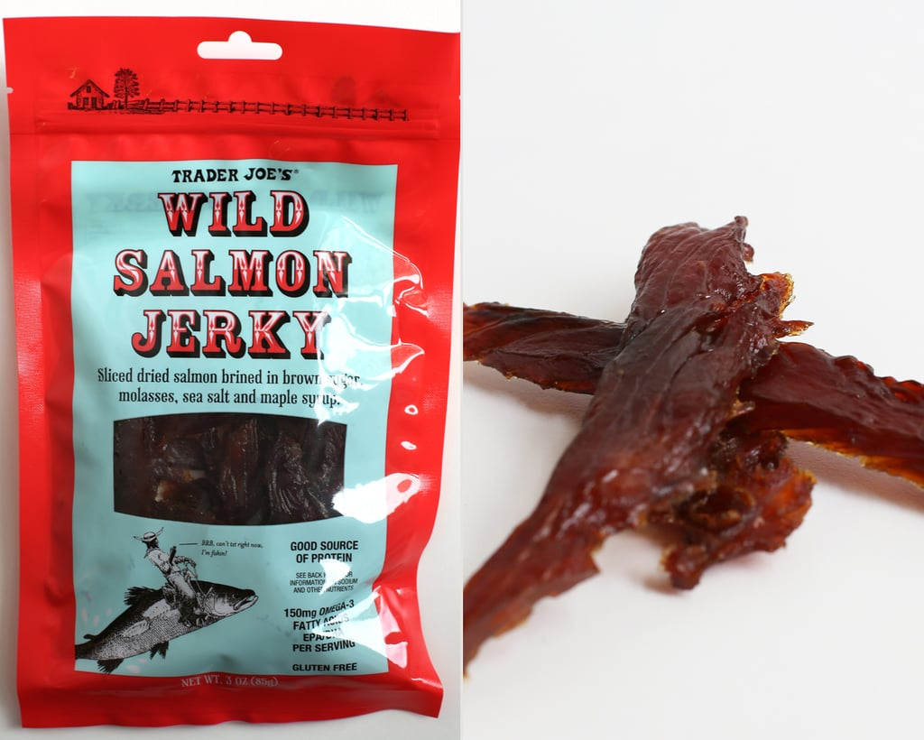 Wild Salmon Jerky ($6)