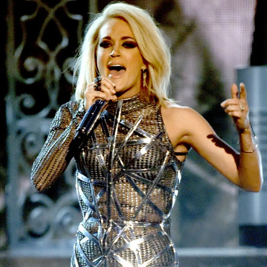 """Carrie Underwood Sings """"Church Bells"""" at the ACM Awards 2016"""