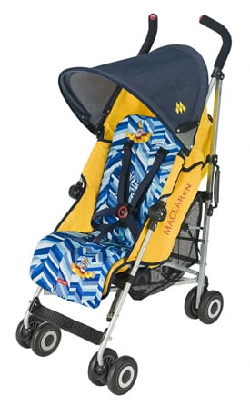 Maclaren Yellow Submarine Beatles Stroller