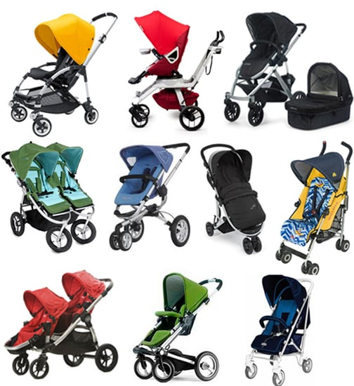 Best Strollers of 2010
