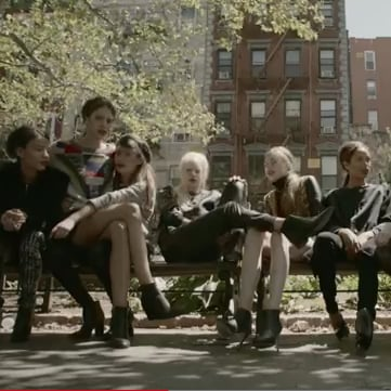 New Girl City: A Fashion Video by Saks Fifth Avenue