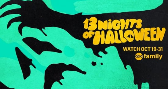 Here's ABC Family's '13 Nights of Halloween' Lineup
