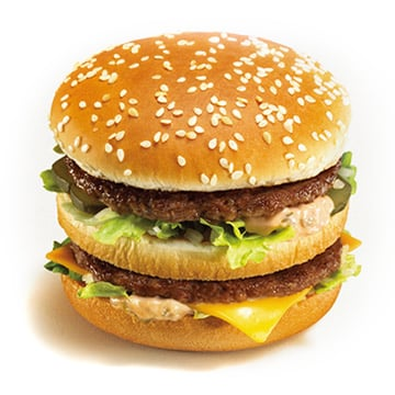Why McDonald's Burgers Look Better in Ads