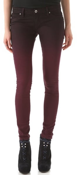 Inject a subtle edge into your Winter wardrobe with these pretty ombré  Blank NYC Spray-On Skinny Jeans ($88).