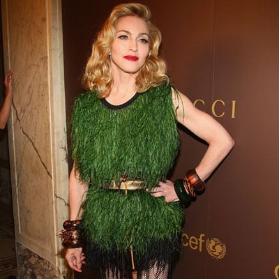 Worst Red Carpet Moment and Most Interesting Love Triangle: Madonna (Guy, and A Rod)