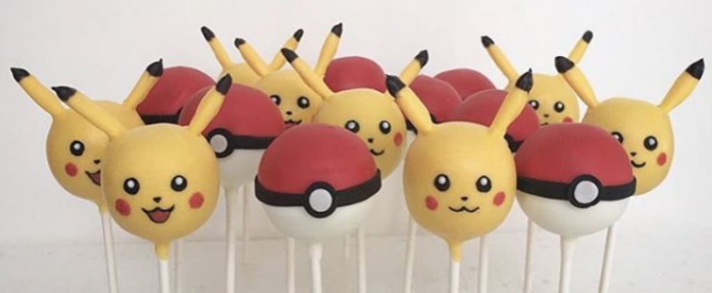 These Pokémon Cake Pops Are About to Make Your Child's Dessert Dreams Come True