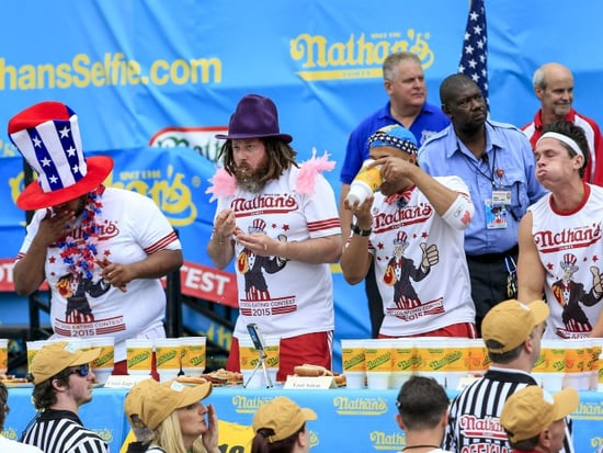 Nathan's Hot Dog Eating Contest Winner Breaks Record with 70 Hot Dogs in 10 Minutes
