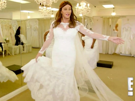 Caitlyn Jenner Twirls Around in a Wedding Dress in I Am Cait Season 2 Promo