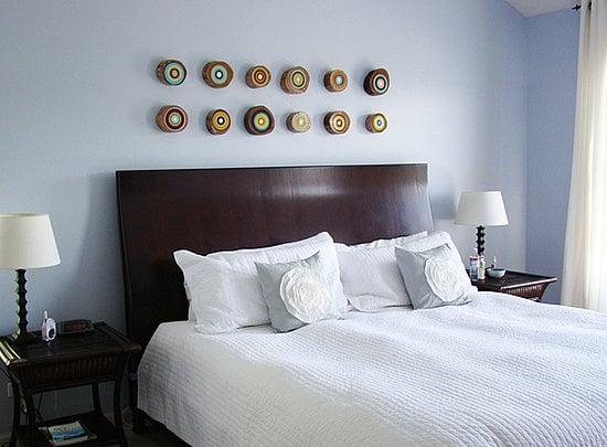 Lovely Little Vignettes: A Serene Master Bedroom