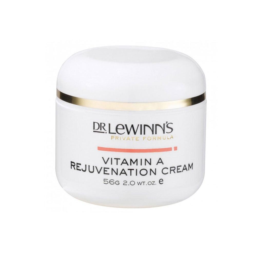 Dr. Lewinn's Vitamin A Rejuvenation Cream, $49.99