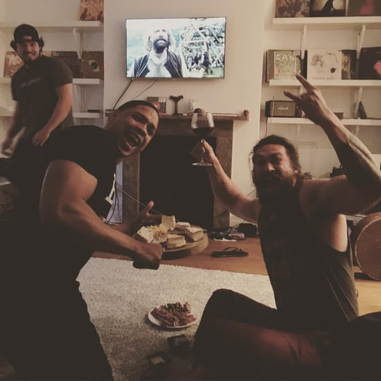 Jason Momoa S Cutest Dad Moments On Instagram: Cute Pictures Of Vanessa Hudgens And Austin Butler