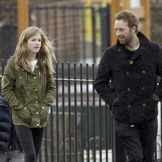 Chris Martin, Faith Hill, and Tim McGraw Play Date With Kids