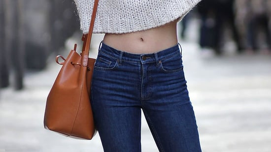 This Is The Quickest & Easiest Way To Stretch Out Your Jeans If They're Too Tight