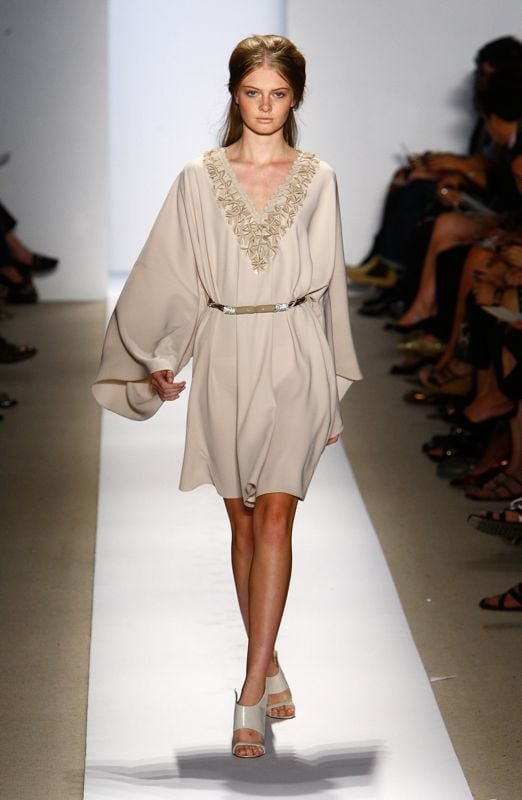 Reem Acra Spring 2009