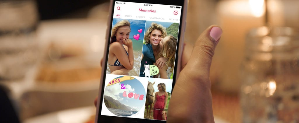 Snapchat's Brand-New Feature Changes EVERYTHING You Knew About the App