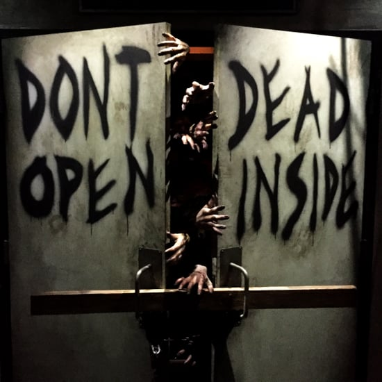 The Walking Dead Universal Studios Attraction Details