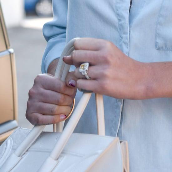 Iggy Azalea Engagement Ring Photos