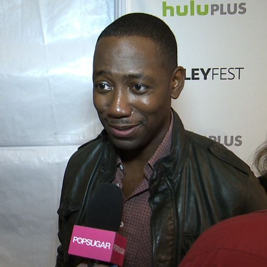 Lamorne Morris New Girl PaleyFest 2013 Interview (Video)
