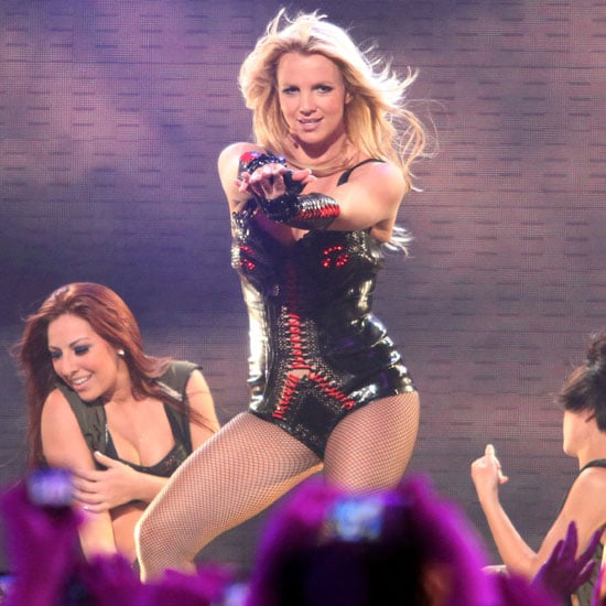 Britney Takes the Stage