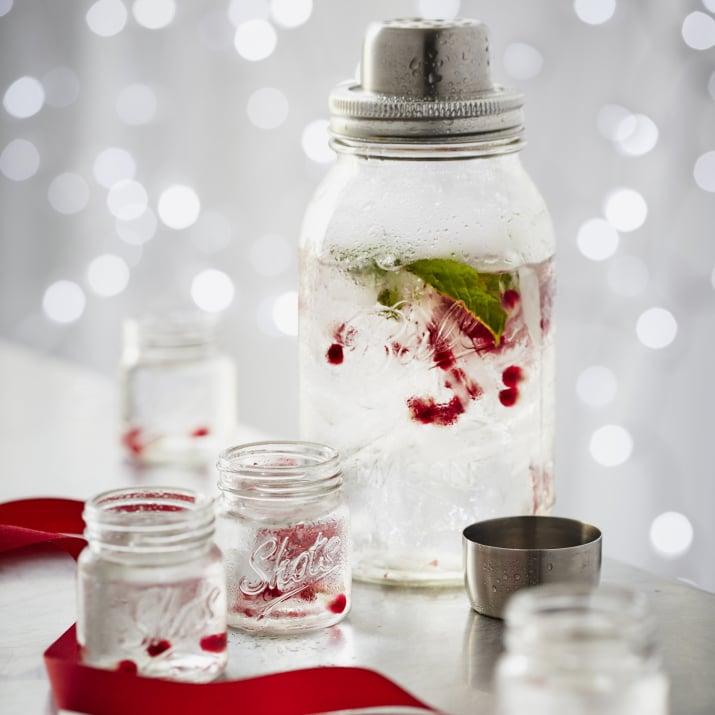 Mason-Jar Cocktail Shaker