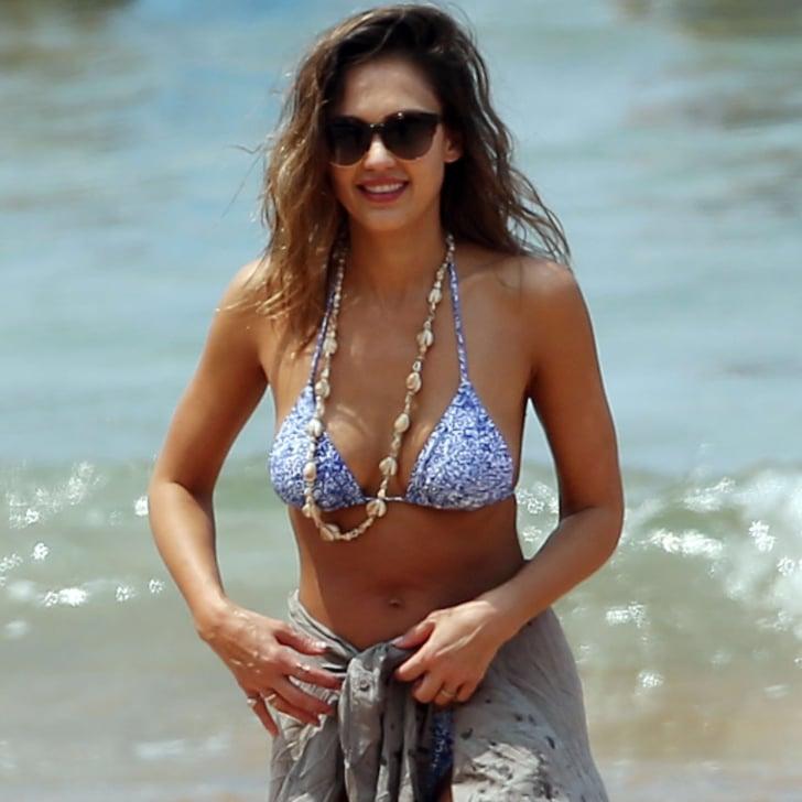 Biel bikini blue jessica