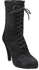 Fab Finger Discount: Nine West Zayit Suede Boots