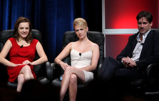 Mad Men Holds Court at TCA