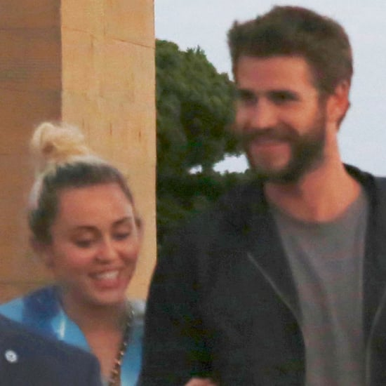 Liam Hemsworth and Miley Cyrus Out in LA July 2016