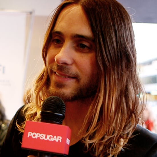 Jared Leto Interview For Dallas Buyers Club (Video)