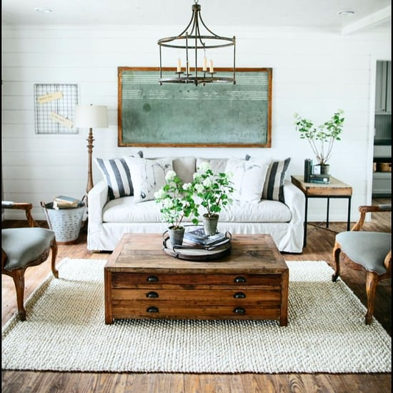 Fixer Upper Decorating Inspiration