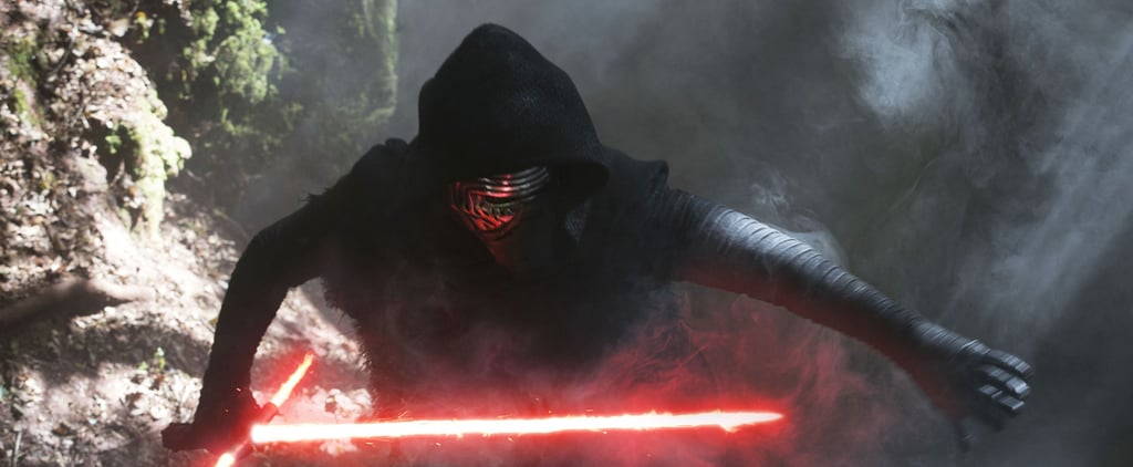 This Is the Amazing Kylo Ren Backstory You've Been Waiting For