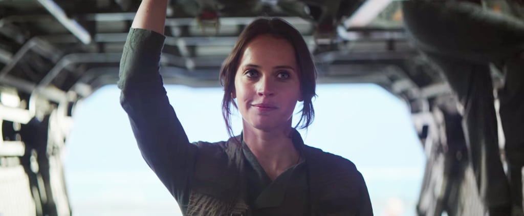 Don't Panic, but a Whole Bunch of Rogue One Behind-the-Scenes Footage Was Just Revealed