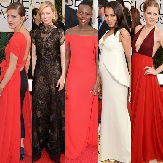 Best Dressed at Golden Globes 2014